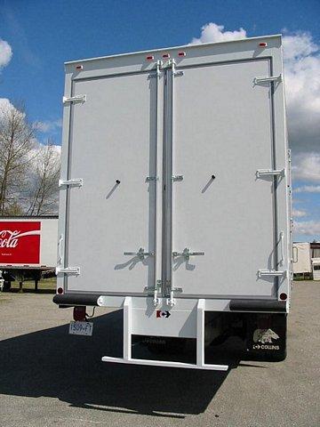 Dry Freight Truck & Van Bodies - Custom Truck Bodies - Collins