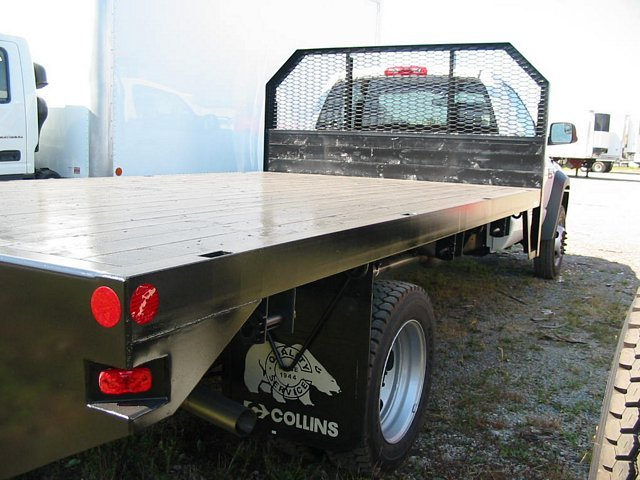 Heavy Duty Flat Decks Custom Truck Bodies Collins