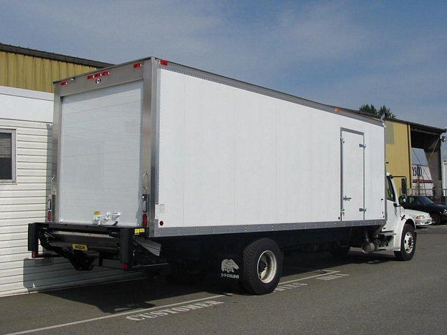 Insulated Truck Amp Van Bodies Custom Truck Bodies